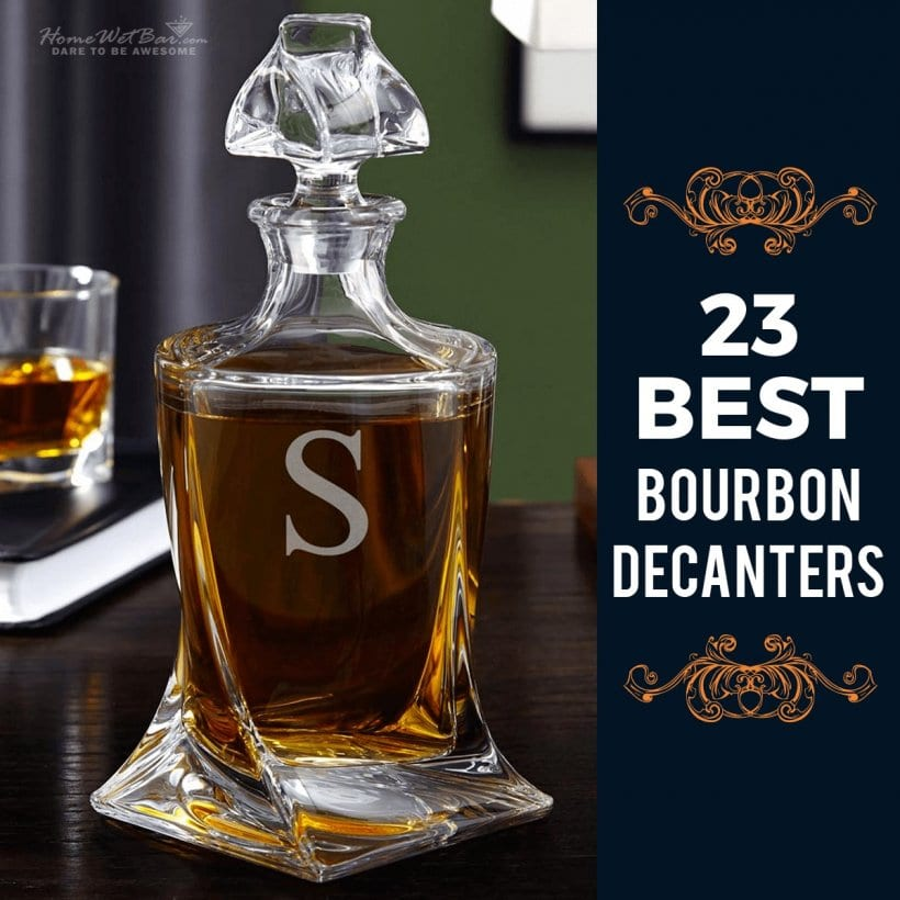 23 Best Bourbon Decanters