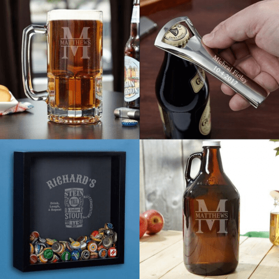 DIY Beer Lover Gift Set for Christmas
