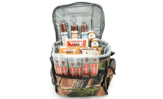 Cooler Gift Set with Meats and Cheeses