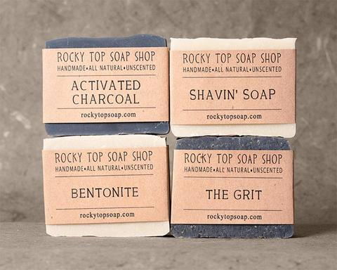 Manly Soap Set
