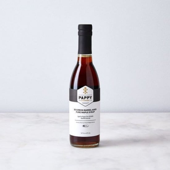Pappy Van Winkle Bourbon Maple Syrup