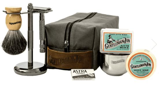 Gentleman Jon Wet Shaving Kit