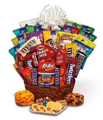Super Sweet Gift Basket