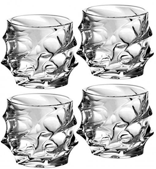 Novelty Glasses Set of 4