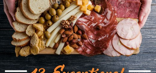 13 Exceptional Cheese Boards