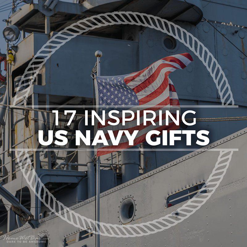 17 Inspiring U.S. Navy Gifts