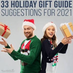 33 Holiday Gift Guide Suggestions for 2021