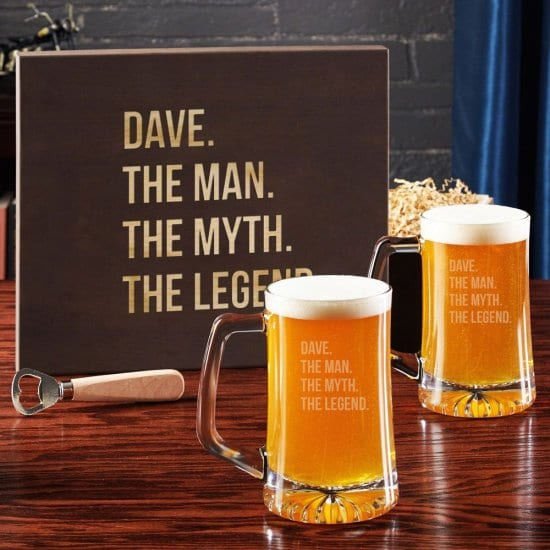 Beer Mug Cool Gifts for Men Who Have Everything