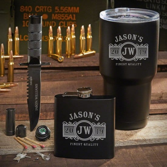 Outdoor Survival Gift Set