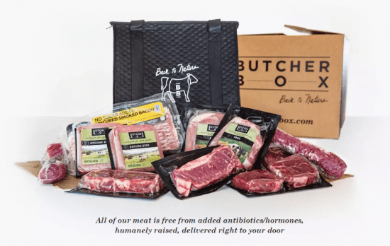 Butcher Box Present