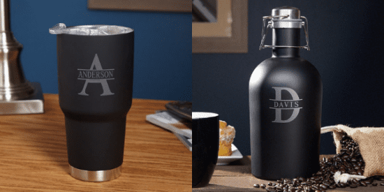 Engraved Coffee Outdoor Gift Set