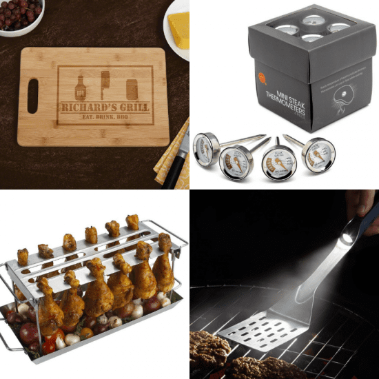 DIY Cooking and Grilling Christms Gift Ideas for Him