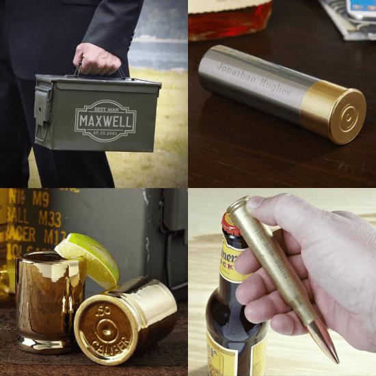 DIY Gifts for Gun Lovers Set