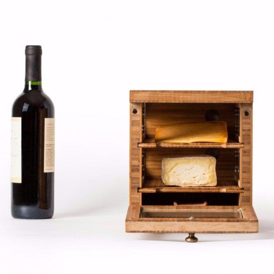 Wooden Cheese Grotto