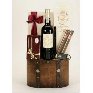 Chocolate and Cigar Gift Set