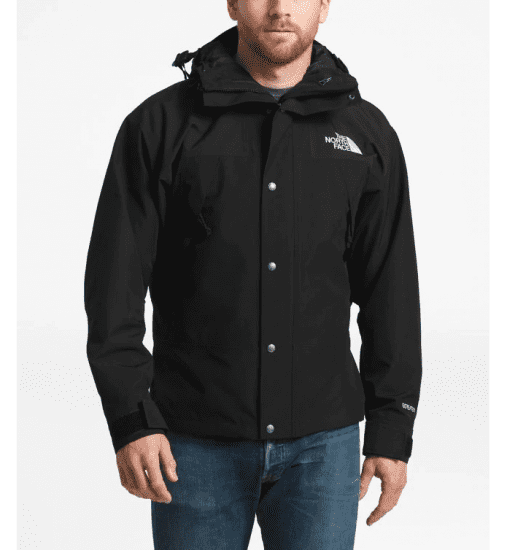 Water Resistant Jacket for Outdoors