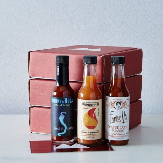 Hot Sauce Subscription