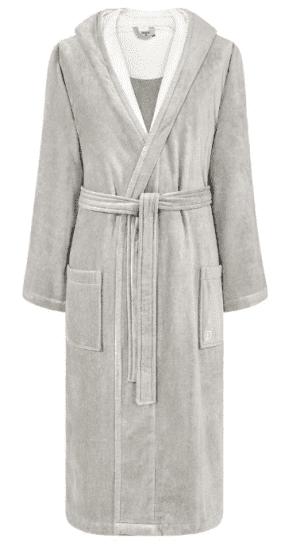 Plush Cotton Robe Traditional 2 Year Anniversary Gift