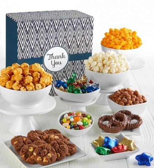 Thank you Snack Gift Box