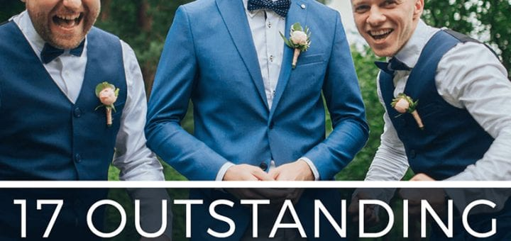 17 Outstanding Non Traditional Groomsmen Gifts