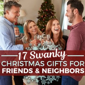 17 Swanky Christmas Gifts for Friends and Neighbors