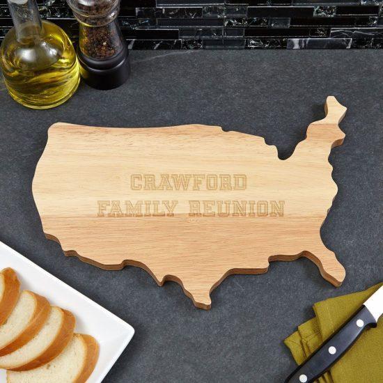 USA Rubber Wood Board