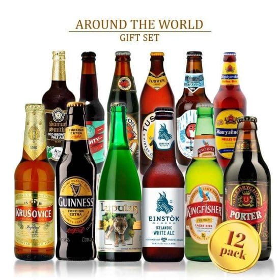 Around the World Beer Set