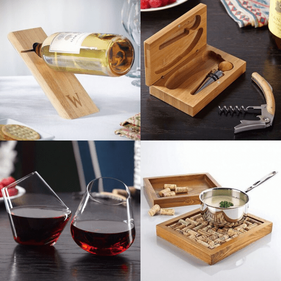 DIY Rustic Gifts for Wine Lovers