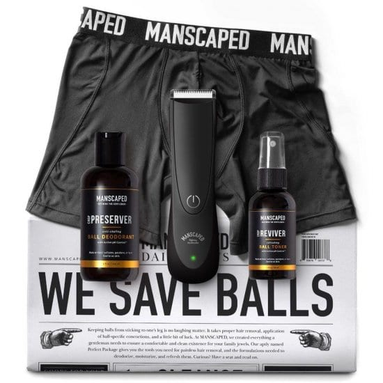 Manscape Perfect Package Gift Box