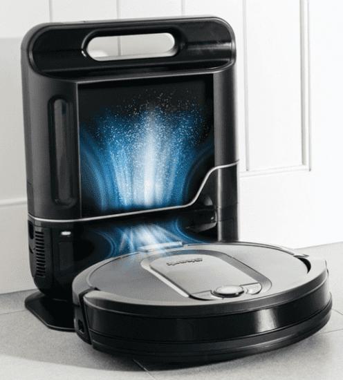 Self-Driving Vacuum