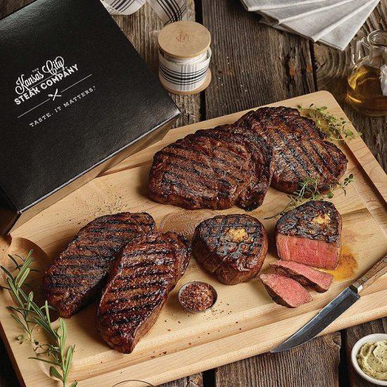 Kansas City Steak Subscription