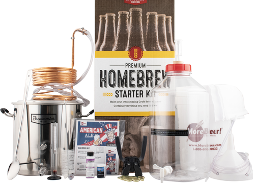 Beer Brewing Kit Gift for Beer Lovers