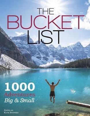 Bucket List Book of 1000 Adventures