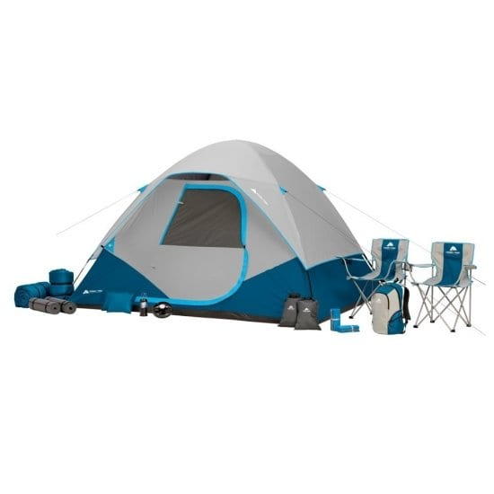Complete Camping Set