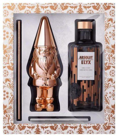 Copper Gnome Liquor Gift Set
