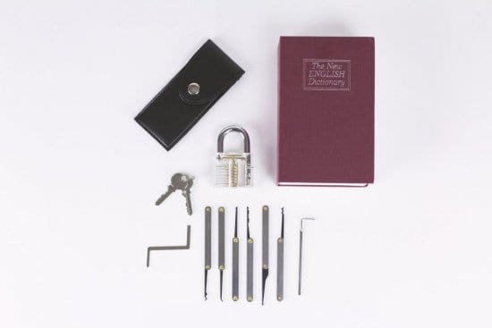 Lock Picking Kit
