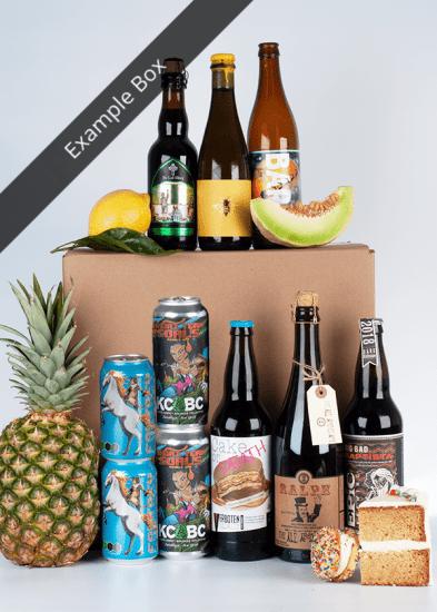 Beer Mixed Box Set Beer Gift Ideas