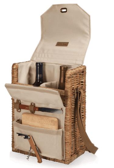Wine Picnic Basket