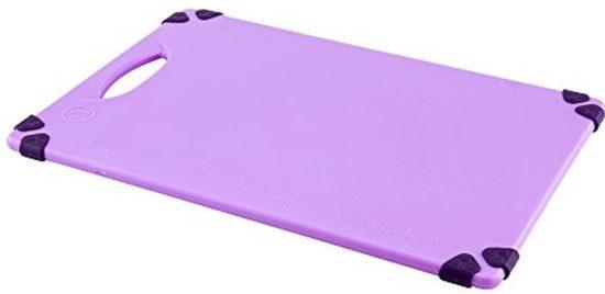 Purple Plastic Cutting Board
