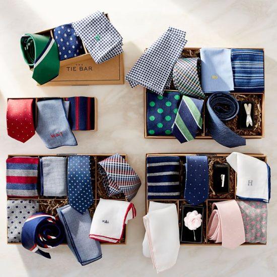 Tie Bar Gift Box