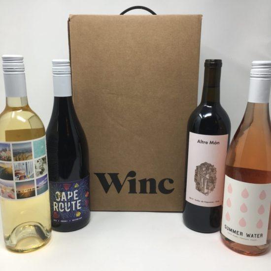 Winc Wine Bottle Subscription