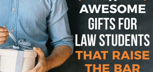 11 Awesome Gifts for Law Students That Raise the BAR