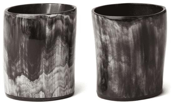Horn Tumbler Glass