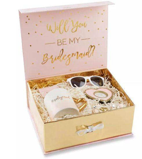 Bridesmaids Wedding Kit