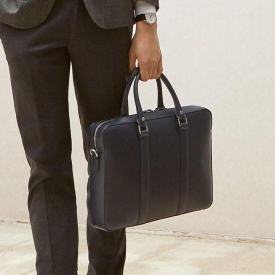 Premium Leather Briefcase
