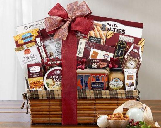 Snack Basket Gift