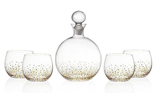 Confetti Glassware Set