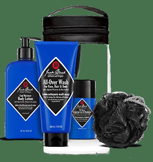 Jack Black Body Care Set