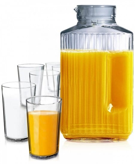 Juice Glassware