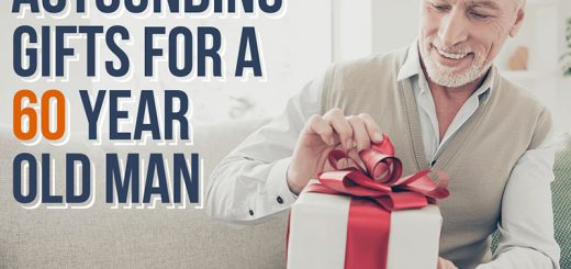 21 Astounding Gifts For A 60 Year Old Man